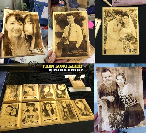 Ảnh cưới gỗ khắc laser ở đâu? Địa chỉ làm ảnh cưới gỗ khắc laser? Có nên làm ảnh cưới bằng gỗ khắc laze không?