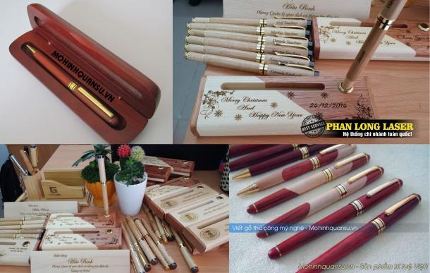 Hướng dẫn cách sử dụng bút gỗ viết gỗ