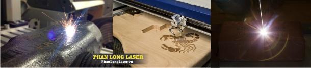 Địa Chỉ Công Ty Cắt Laser, Khắc Laser Phan Long Laser