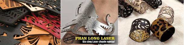 Cắt da bò da cá sấu bằng Laser