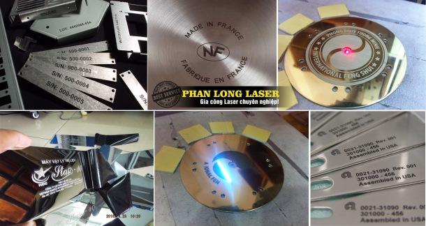 Địa chỉ Gia Công Cắt Khắc Laser trên Kim Loại tại Quận Long Biên, Hà Đông
