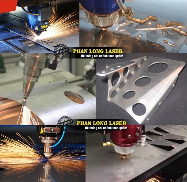 Gia công laser theo yêu cầu trên kim loại inox đồng nhôm sắt thép tại Tphcm Sài Gòn, Hà Nội, Đà Nẵng và Cần Thơ