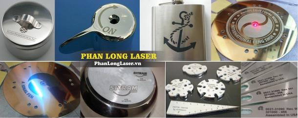 Khắc Laser Kim Loại Inox ở đâu tại Thanh Xuân, Cầu Giấy, Ba Đình Hà Nội HN