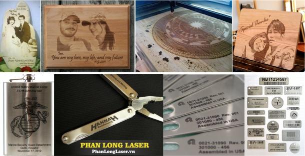 Địa chỉ Cắt Khắc laser tại Công ty Phan Long Sài Gòn & Hà Nội