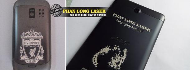 Khắc Laser lên điện thoại tại Thanh Xuân, Cầu Giấy Hà Nội