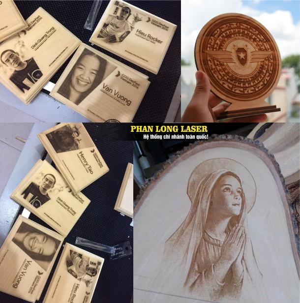 Công ty chuyên nhận khắc laser hình ảnh chân dung lên tranh ảnh gỗ tại Tphcm Sài Gòn, Hà Nội, Đà Nẵng và Cần Thơ