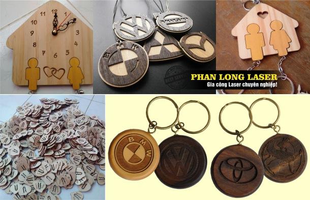 Địa chỉ Làm Sản xuất móc khóa gỗ tại HCM, HN, Đà Nẵng, Cần Thơ