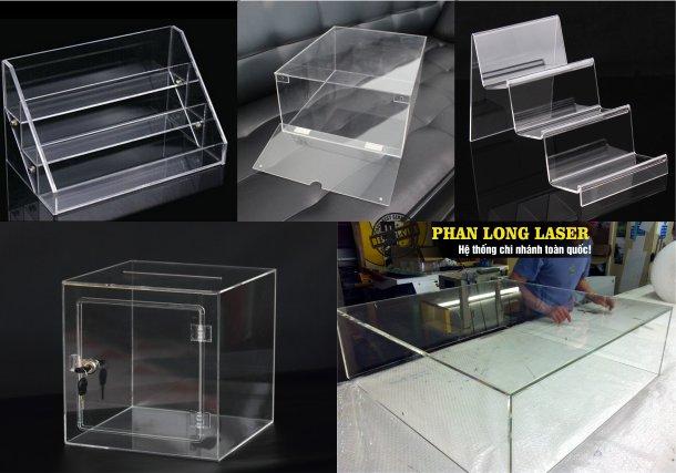 Làm hộp nhựa acrylic ở đâu? Làm kệ nhựa acrylic ở đâu? báo giá làm hộp nhựa acrylic, báo giá làm kệ nhựa acrylic