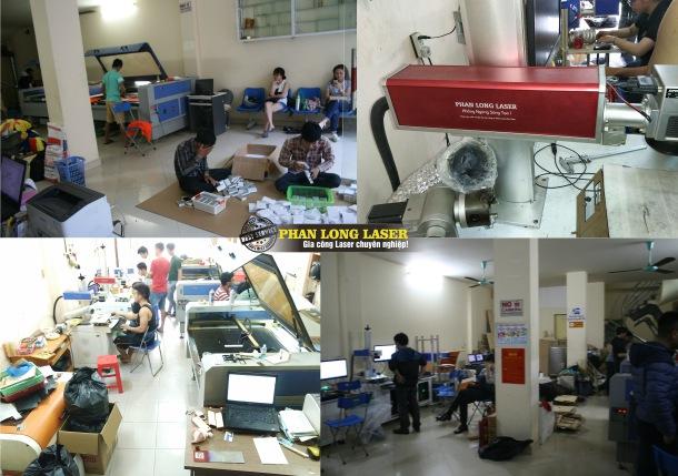 Xưởng gia công Phan Long Laser tại Tp Hồ Chí Minh và Hà Nội